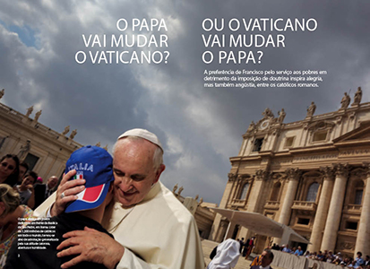 Vaticano: os desafios do papa Francisco